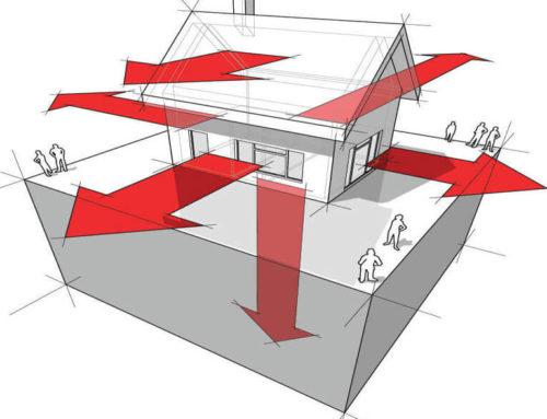 Mόνωση σπιτιού: Γιατί χρειάζεται και τι συμβαίνει με τη θερμική απώλεια;